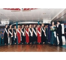 Miss Estonia 1996 EstLine Mare Balticum_3