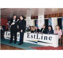 Miss Estonia 1996 EstLine Mare Balticum_8