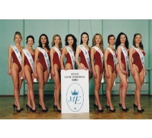 Miss Estonia 1996 EstLine Mare Balticum_9
